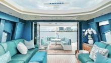 YOT Blue interior