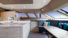 Sydney Seabird interior