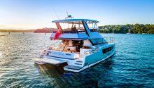 Sydney Seabird boat cruise