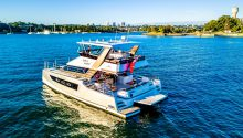 Sydney Seabird drone shot
