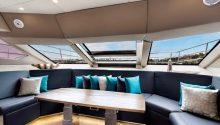 Sydney Seabird boat lounge