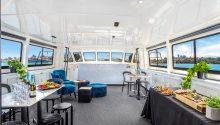 Fleetwing boat interior