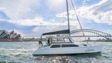 Kirralee boat Sydney