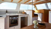 Aranui boat interior sydney