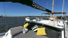Sydneysider front deck
