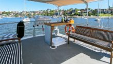 Sydneysider back deck