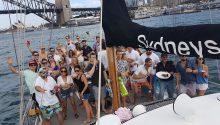 Sydneysider passengers