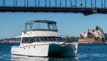 Enigma X boat Sydney