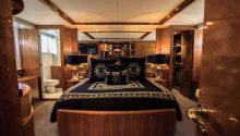 Lady Pamela Boat Master cabin