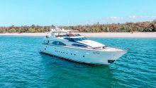 Lady Pamela yacht Whitsundays