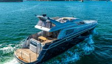 Sunseeker sydney boat