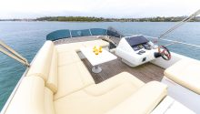 Sunseeker upper deck