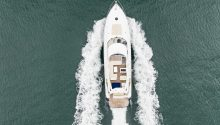 Sunseeker drone shot
