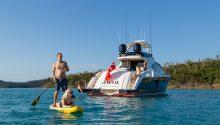 AWOL boat Whitsundays