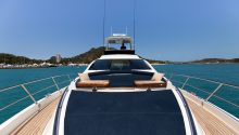 AWOL boat sun bed