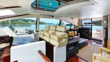 AWOL boat saloon
