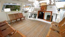 Ambiance rear deck