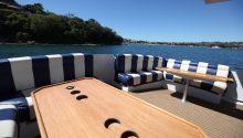 Calypso rear deck