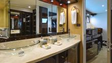 AWOL boat bathroom