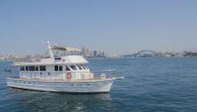 Silver Spirit boat sydney