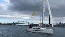 Dufour 36 Sydney Harbour