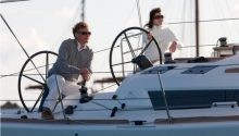 Dufour 36 sailing boat