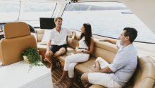 Onsite boat Upper Deck