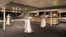 Aussie Magic boat interior