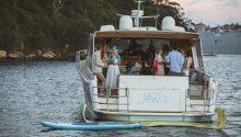 Felix yacht Sydney