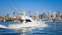 Shoki fishing boat Sydney