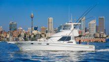 Shoki fishing boat